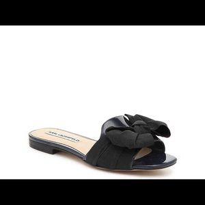 Karl Lagerfeld Rosie Slip On Blue Black 8